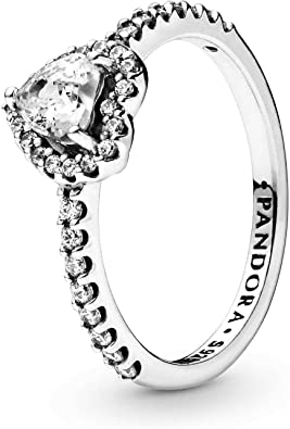 anello pandora donna cuore