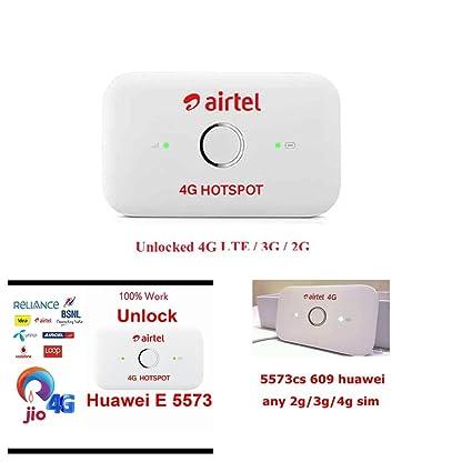 Airtel 4G Hotspot Online Order