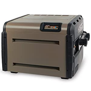 Hayward H400FDN Universal H-Series Low NOx 400,000 BTU Natural Gas Residential Pool and Spa Heater