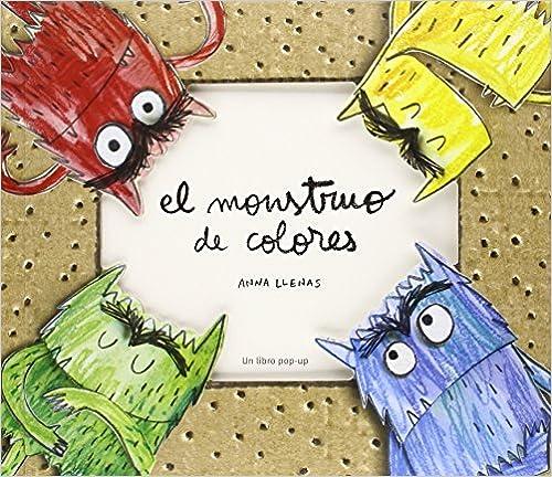 El monstruo de colores (edición pop-up) (POP UP Cuentos flamboyant)(Español) Tapa dura – Ilustrado