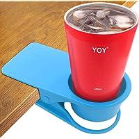 Soporte para taza de bebida, diseño de clip