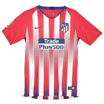 Nike ATM y Nk BRT Stad JSY SS Hm Camiseta, Unisex Niños: Amazon.es: Deportes y aire libre