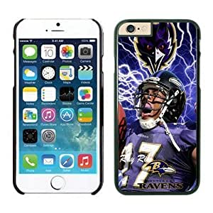 NFL Case Cover For Apple Iphone 6 Plus 5.5 Inch Baltimore Ravens ray rice Black Case Cover For Apple Iphone 6 Plus 5.5 Inch Cell Phone Case ONXTWKHB0392
