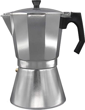 Bastilipo 6350 Cafetera Italiana Induccion, Aluminio, Plata ...
