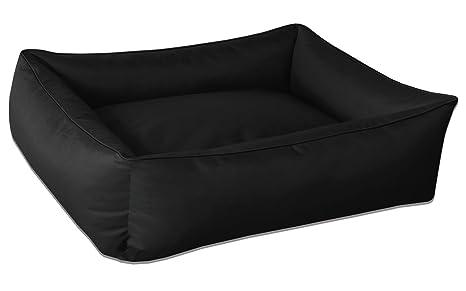 BedDog colchón para Perro MAX XXL Aprox. 120x85 cm, 8 Colores, Cama, sofá, Cesta para Perro, Beige/Marron
