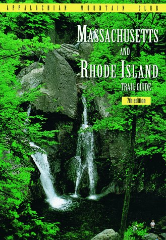 Massachusetts And Rhode Island Trail Guide Book Abd Maps