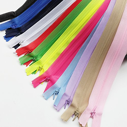 22 inch zippers for sewing - 2
