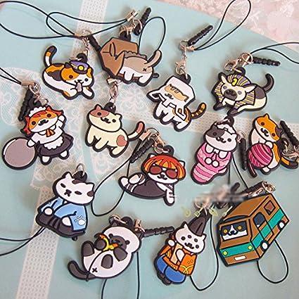 amazon com japanese game neko atsume ねこあつめ cat backyard