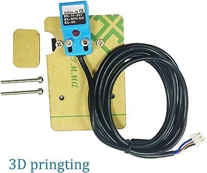 Hrph Auto nivelación sensor de posición para Anet A8 Prusa i3 3D ...