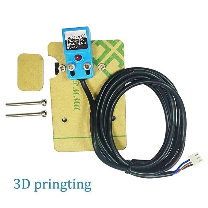 Hrph Auto nivelación sensor de posición para Anet A8 Prusa i3 3D Printer RepRap: Amazon.es: Electrónica