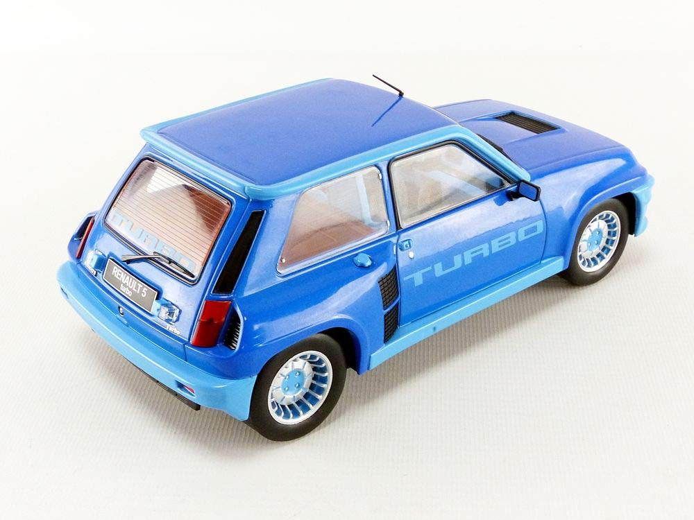 IXO Coche en Miniatura de colección, 18 cmc005, Azul: Amazon.es: Juguetes y juegos