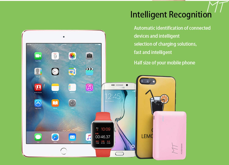 Amazon.com: MT - Cargador portátil para iPhone, iPad ...