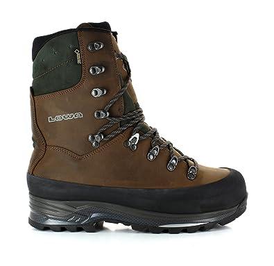 Lowa Mens Hunter Gore-Tex Evo Extreme Brown Nubuck Boots 11 US