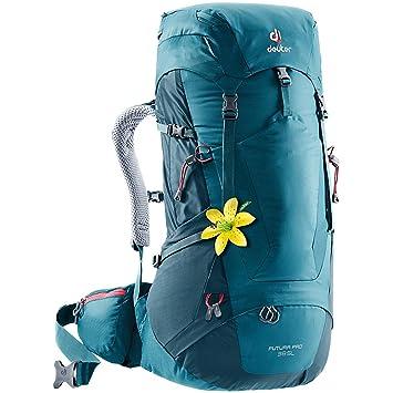 Deuter Futura PRO 38 SL Mochila, Unisex adultos, Azul (denim-arctic): Amazon.es: Deportes y aire libre