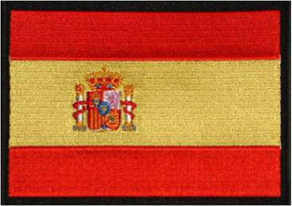 Klicnow España Parche 13 cm x 10 cm (Aprox) 5
