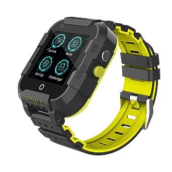 Teabelle 4G Reloj Inteligente Rastreador GPS a Prueba de Agua ...