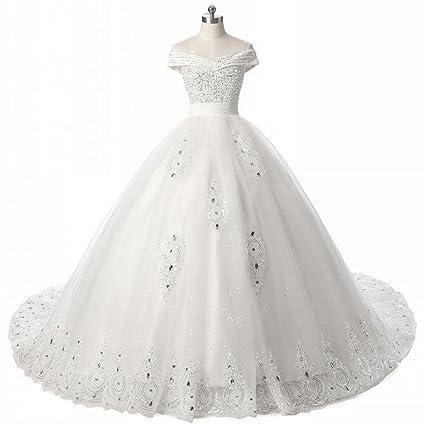 YC Vendaje Vestido de Novia Novia Embarazadas de Gran Tamaño de Encaje Qi Vestido de Novia