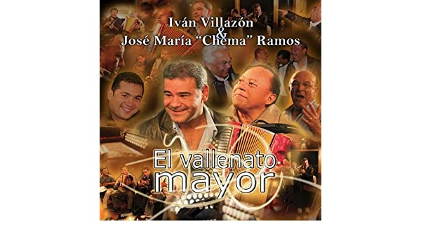 album el vallenato mayor de ivan villazon