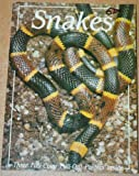 Snakes, TFH Publications Staff, 0866222308