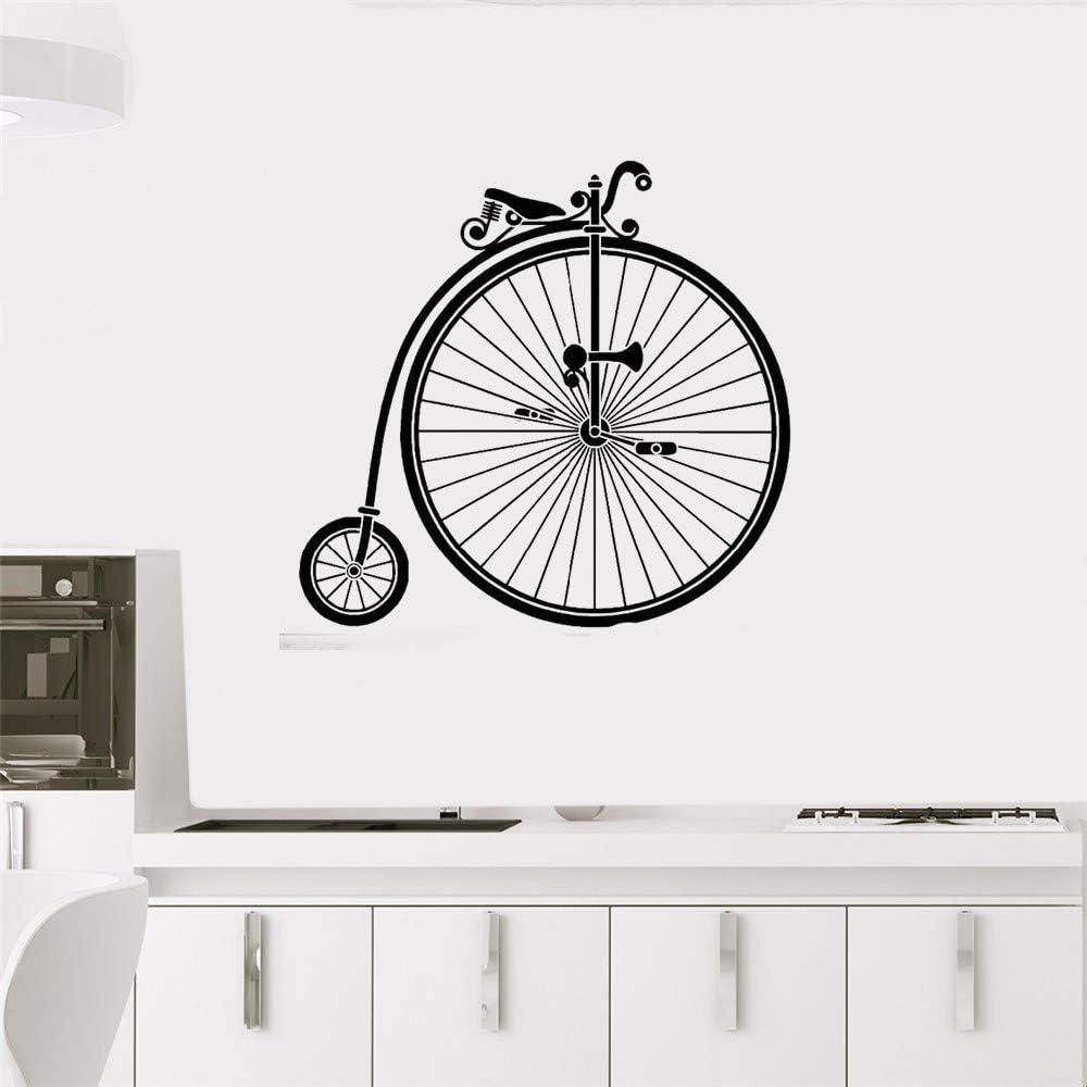 pegatina de pared Calcomanía para bicicleta de pedales Penny ...