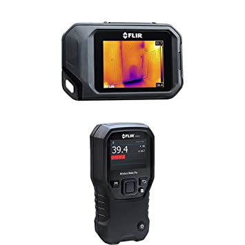 Amazon.com: FLIR C2 - Sistema compacto de imagen térmica con ...