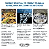 Cosmo 63175S Wall Mount Range Hood with 760 CFM