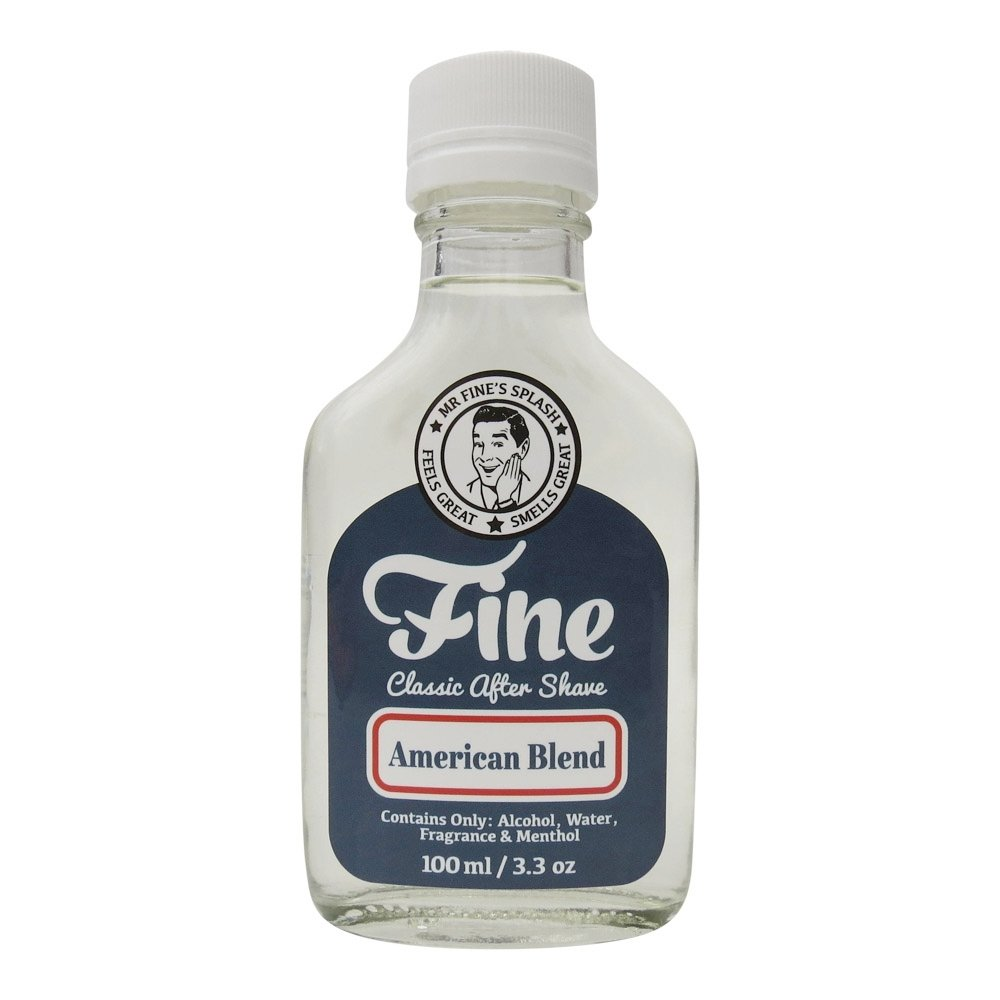 Fine Classic After Shave - American Blend Fine Accoutrements AMAZFINE01