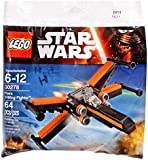 LEGO Star Wars: Poe's X-Wing Fighter Set 30278 (Insaccato)
