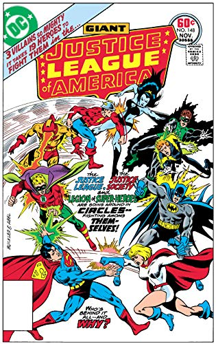 Books : Justice League of America: The Bronze Age Omnibus Vol. 3