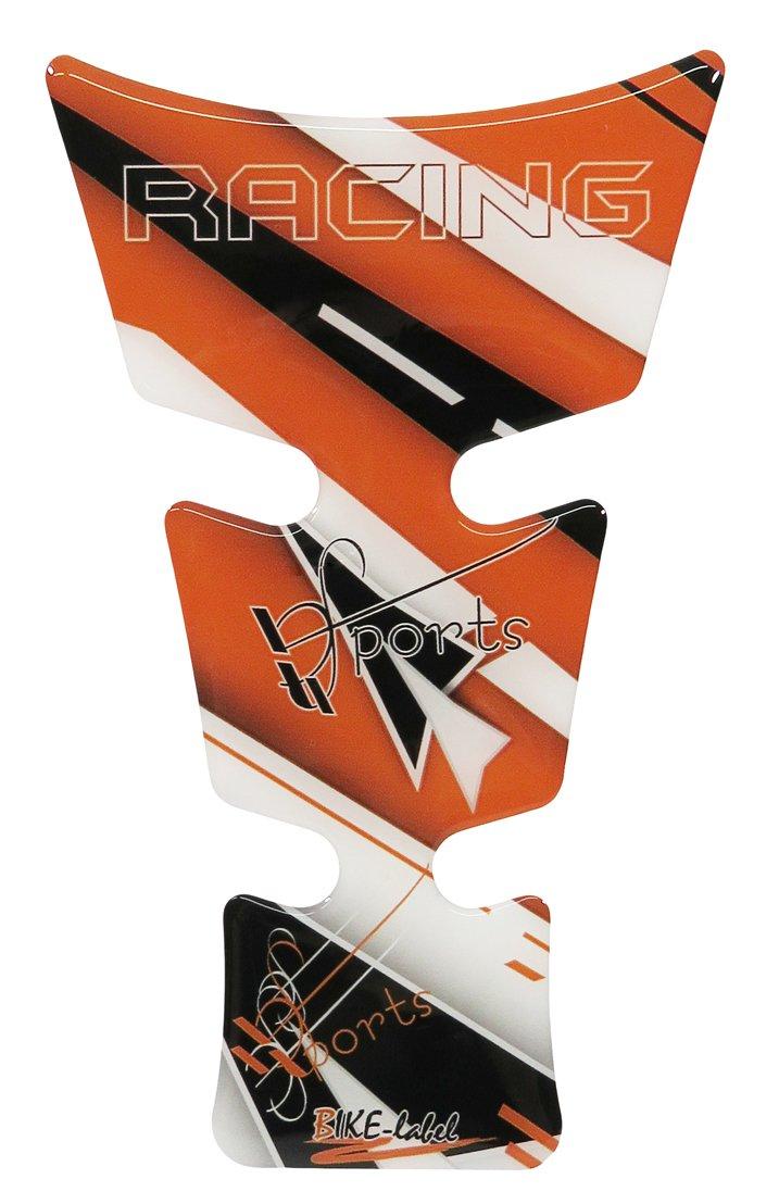 501732/de VA Mini de R1200GS 3d Racing Sports Naranja tanque de protecci/ón para dep/ósito de motocicleta