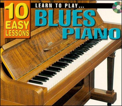 easy blues piano - 6