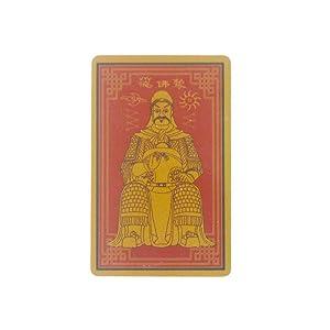 Feng Shui Tai Sui Card 2019 W Red String Bracelet W3683