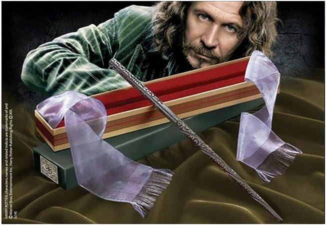 F-JX Varita De Sirius Black con Caja De Cinta Hardcover, Cane ...