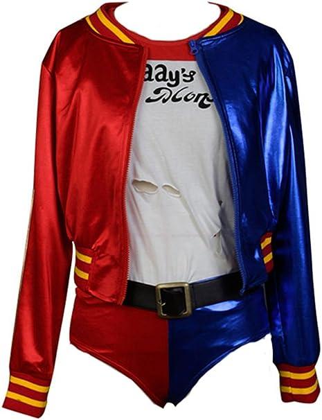 Markhod Co., Ltd. Harley Quinn Trajes Suicidio Squad Halloween ...