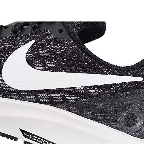 de Multicolore W W Femme Zoom Air Compétition Pegasus 35 Chaussures Grey Running Gunsmoke Nike White Black 001 Oil gqApww