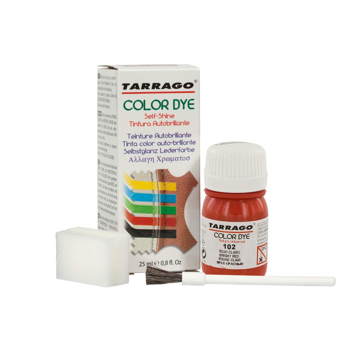 Amazon.com: Tarrago - Kit de tinte de color autobrillante ...