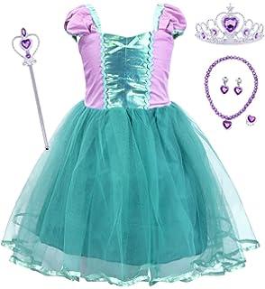 Amazon.com: Mermaid Toddler Costume: Clothing