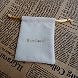 RareLove Classic Black Velvet 10mm Choker Necklace