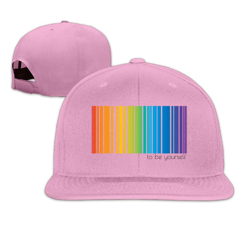 7eef95db317c7 LGBT Pride Rainbow BaseballCap Running Cap at Amazon Men s Clothing store