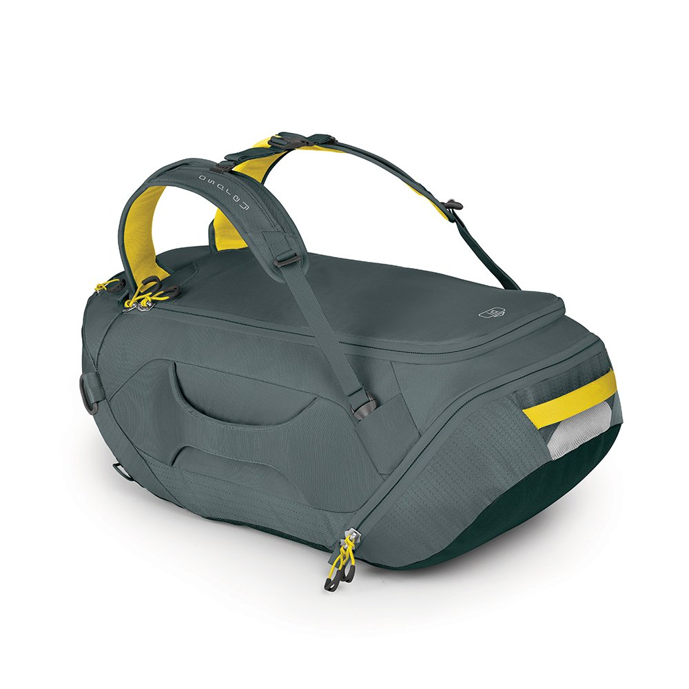 Osprey Packs Snowkit Duffel Bag, Lightning Grey, One Size