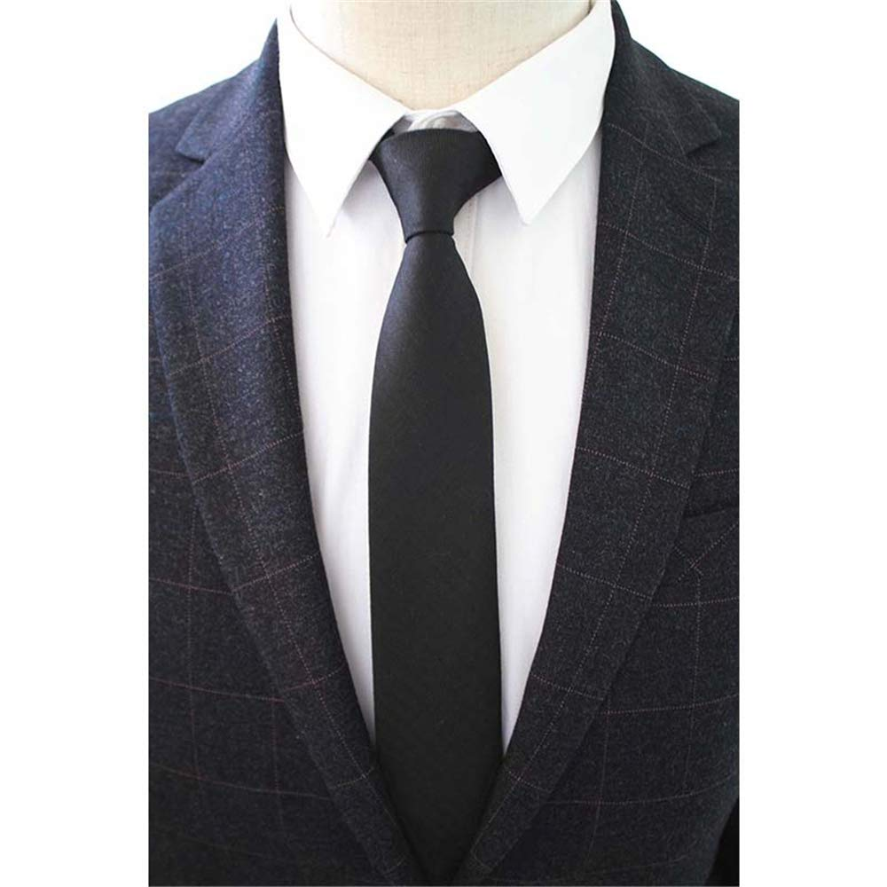 MSYQ Cravatta Cotone di alta qualit/à a quadri in tinta unita Cashmere Cravatta in lana da uomo Papillon Conferenza sul lavoro giovanile///25