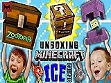 Stolen Minecraft Minechest from Zootopia