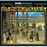 Balli, Capricci and Stravaganze: 17th Century Italian Music for Strings by Sonatori de la Gioiosa Marca (2011-03-29)