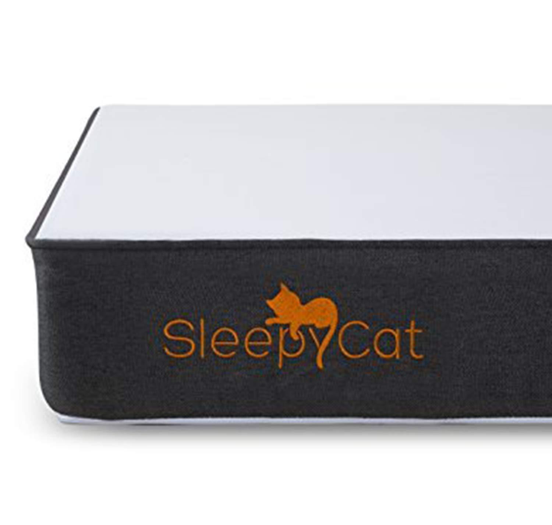 Sleepycat Orthopedic Gel Memory Foam King Size Mattress