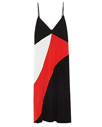 f70afe9e Zara Women Printed Strappy Dress 1165/178 at Amazon Women's Clothing ...