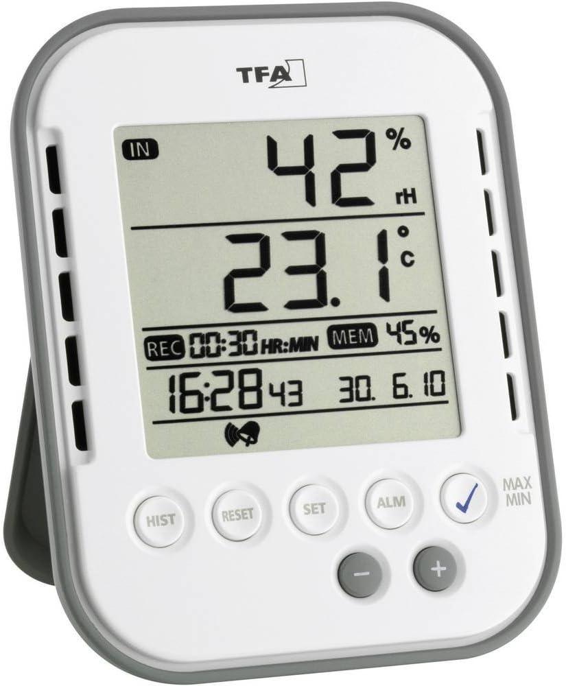 TFA Datenlogger Thermo Hygro