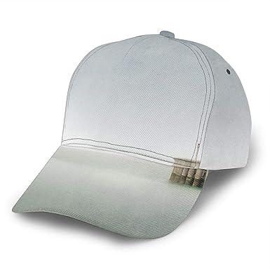 Liliylove Greystones Harbour Gorra de béisbol Ajustable para Mujer ...