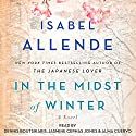 In the Midst of Winter: A Novel Audiobook by Isabel Allende Narrated by Dennis Boutsikaris, Jasmine Cephas Jones, Alma Cuervo