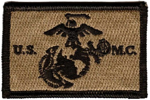 USMC Tactical Patch - Coyote by Gadsden and Culpeper