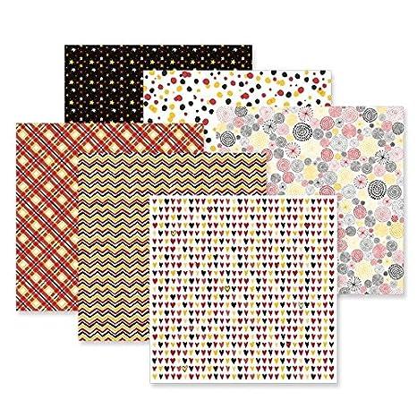 Paquete de papel Imagine (12/pk) de Creative Memories: Amazon.es ...